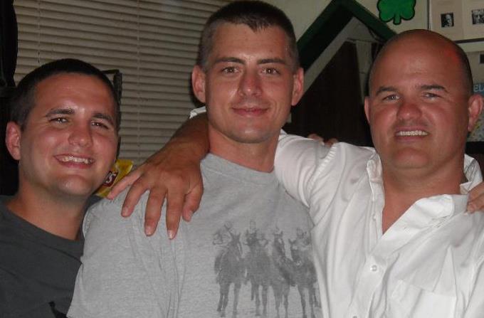 Tim, John and Sean McGinley