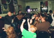 Authentic Irish Music at the Ace