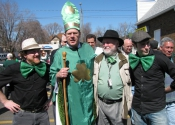 St. Patrick & Derek Warfield & The Young Wolfe Tones
