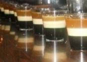 Irish flag shots--our signature St. Patrick's day shots - Copy