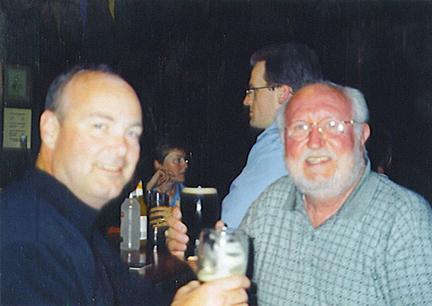 Tom Mcnulty and Tom Redmond