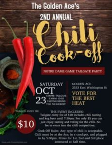 Annual Chili Cook Off